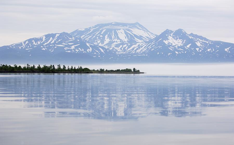 Kichpinnich and Kronotsky Lake