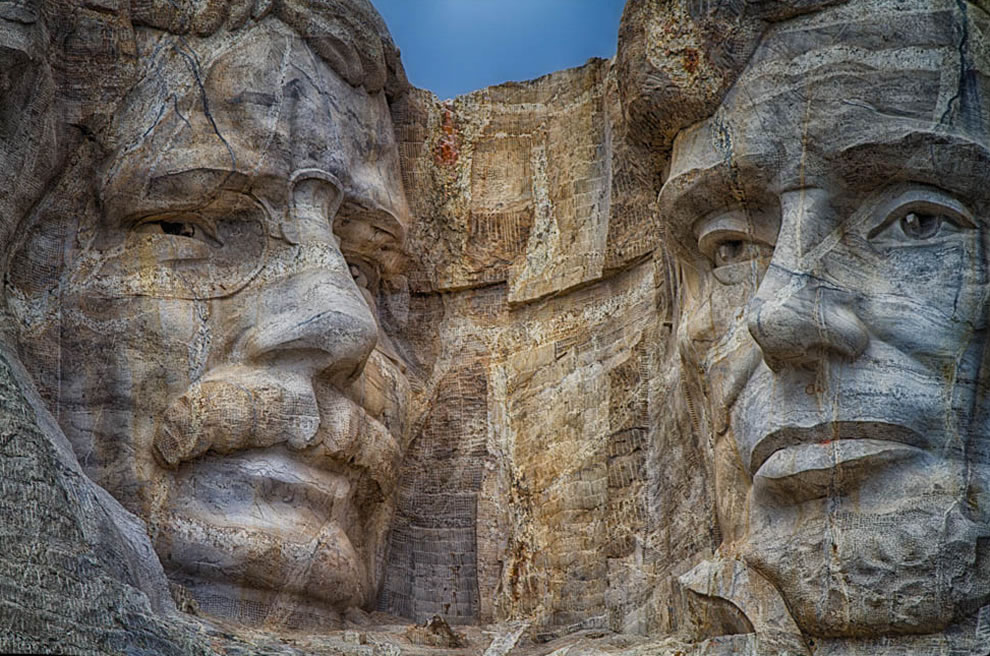 Roosevelt-and-Lincoln-Mt-Rushmore
