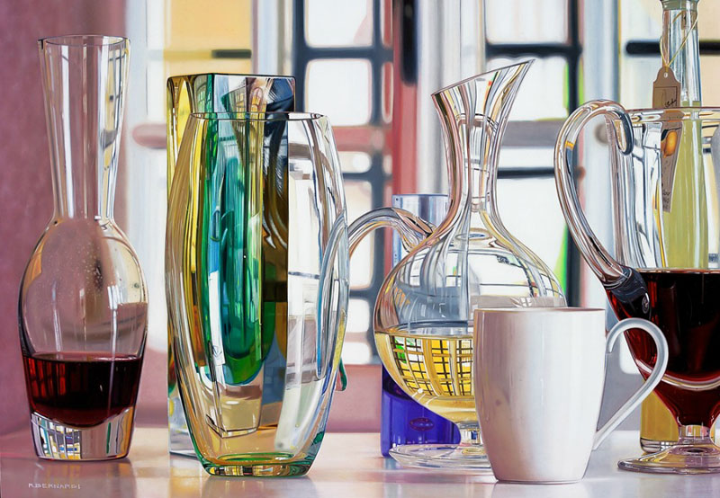 hyperrealistic-paintings-roberto-bernardi-gli-scienziati