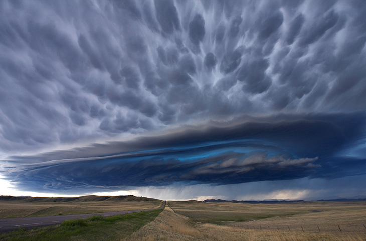 Montana-Supercell