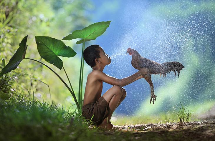 Take-a-bath