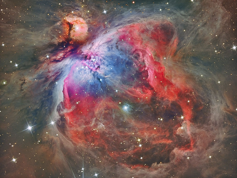 M42: Inside the Orion Nebula | Memolition