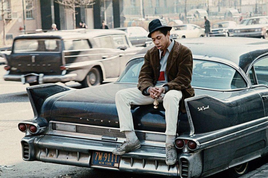 Car Dealer On St Street Harlem