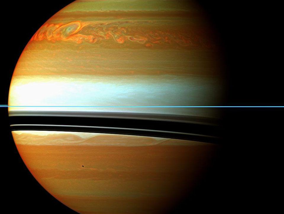 Image Credit: Cassini Imaging Team, SSI, JPL, ESA, NASA
