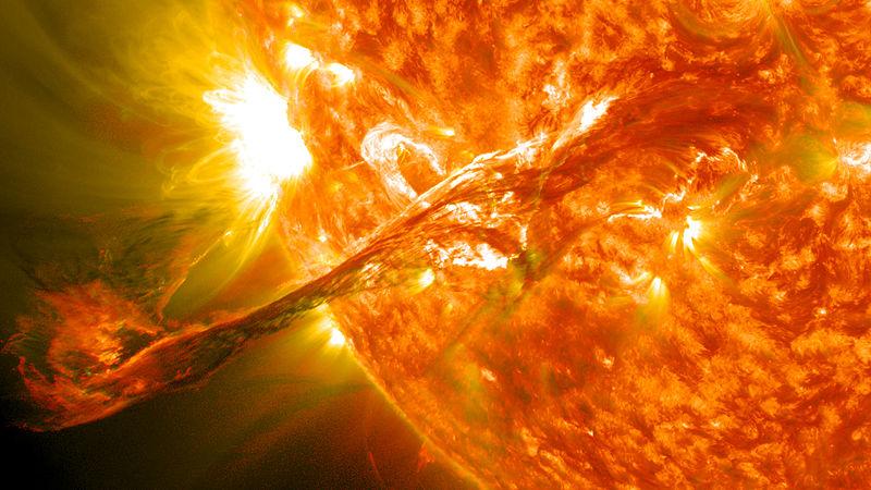 Photograph by NASA Goddard Space Flight Center