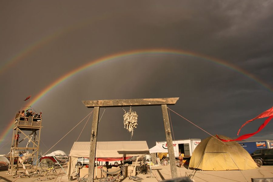 """Burning Man: """"This was one of the greatest moments of my life."""" Photo #40 by Barry M"""