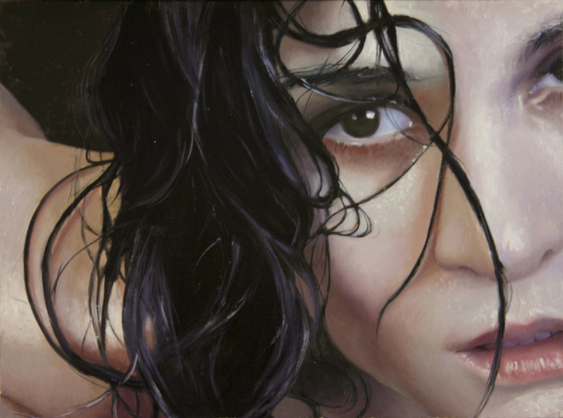 Gloss-12x16,-oil-on-panel,-2007