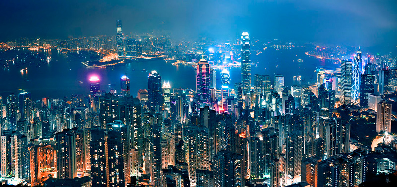 hongkong-victoriapeaknight