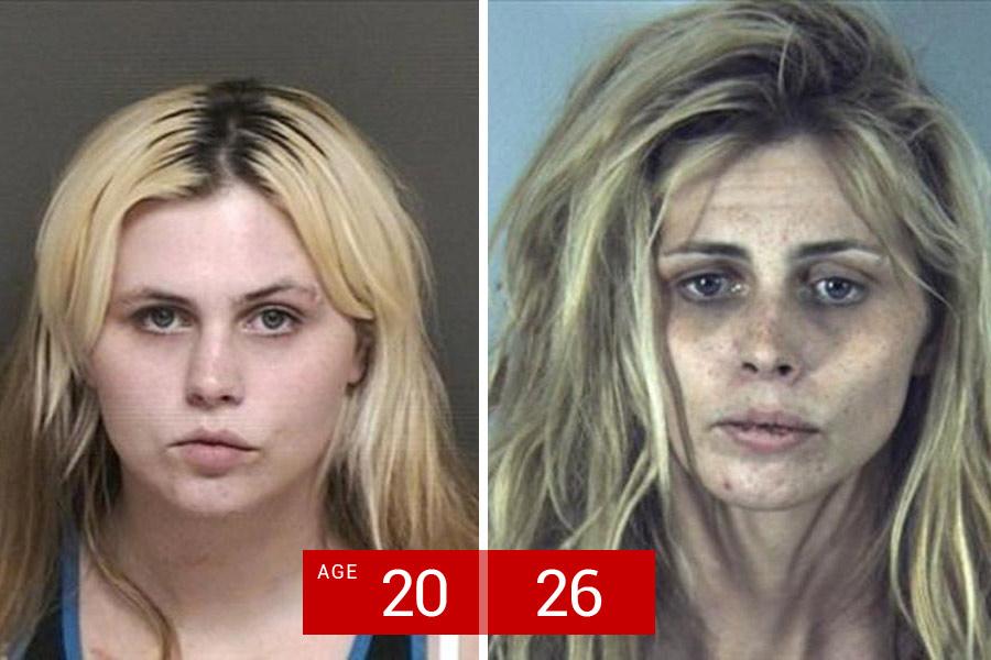 Effects of methamphetamines on sex