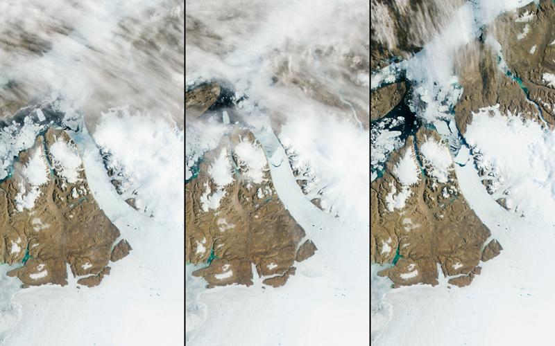 Glaciercalving_Greenland
