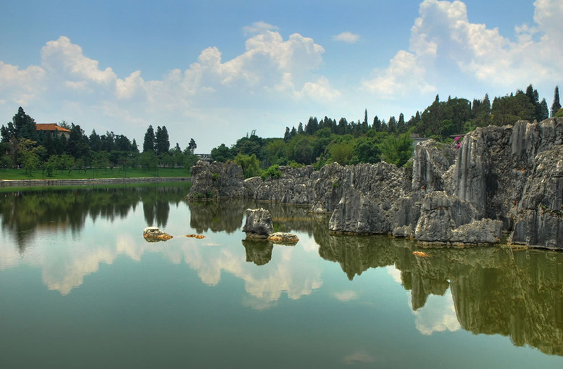 Stone-Forest-Kunming-China