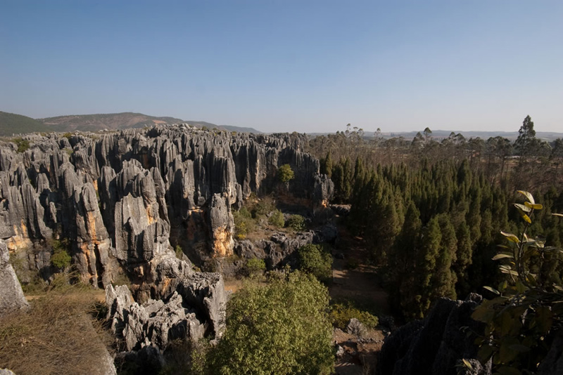 The-Stone-Forest-or-Shilin