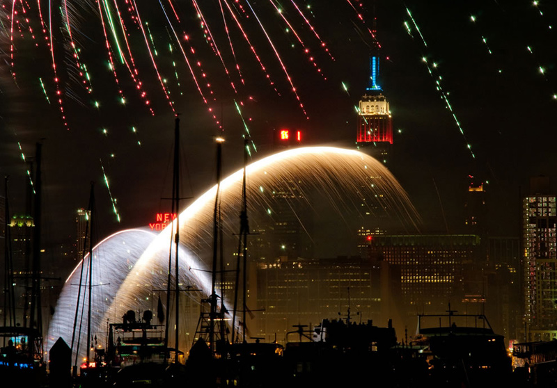Empire-State-Building-With-Fireworks