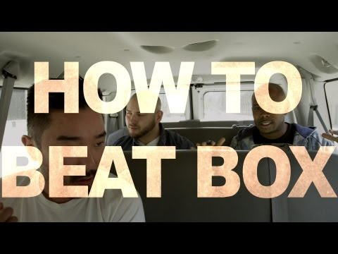 how to make beatbox instrument