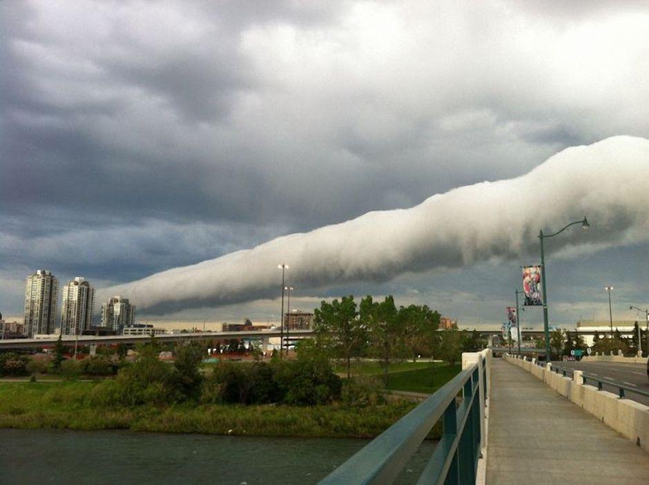 коллекция потрясающих облаков 14