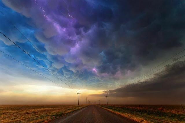 коллекция потрясающих облаков 15