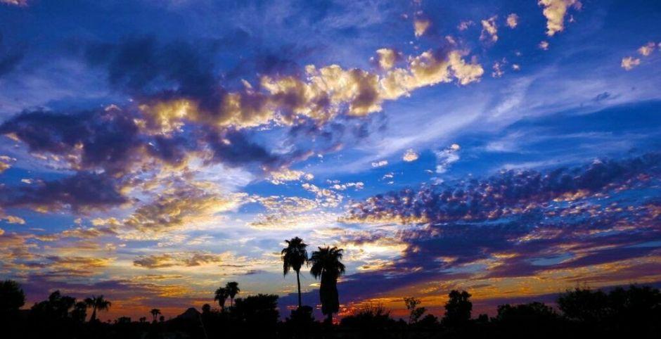 коллекция потрясающих облаков 9