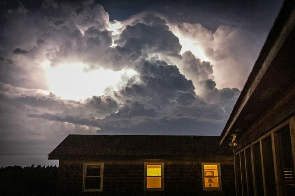 коллекция потрясающих облаков