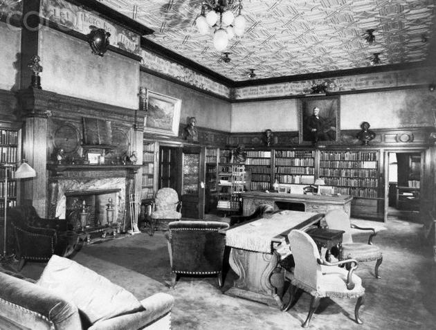 Andrew Carnegie'S Private Library
