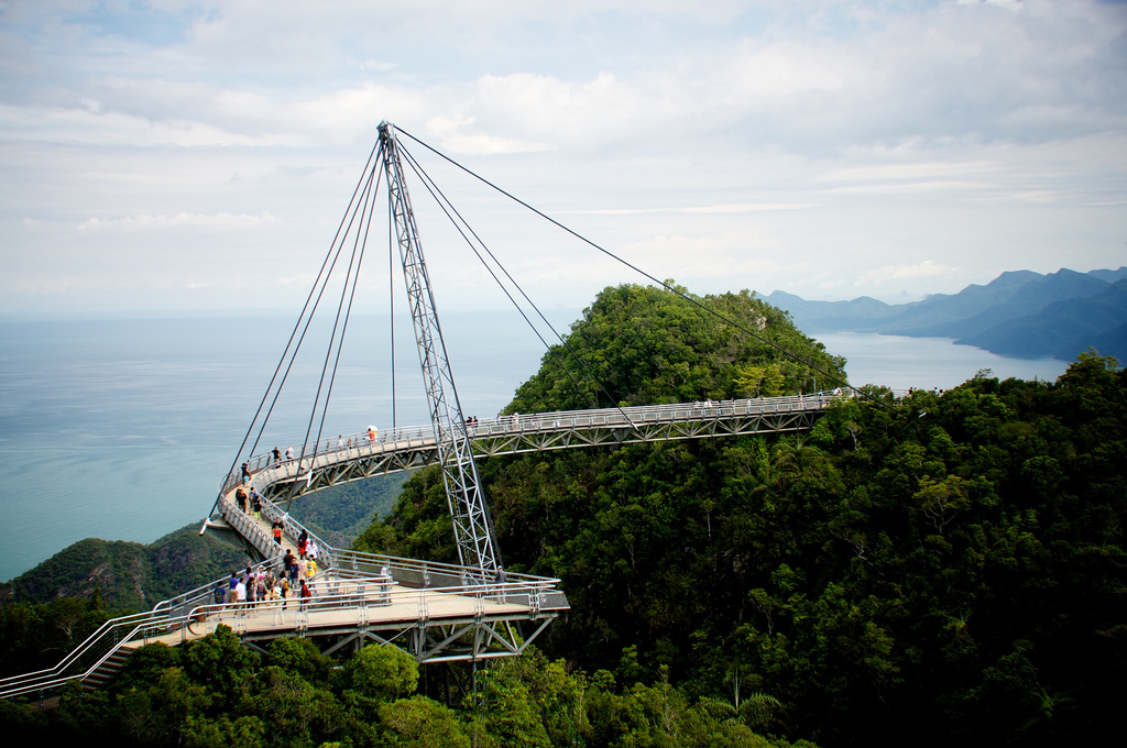 Langkawi Sky Bridge 15 Pictures Memolition