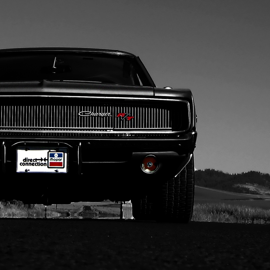 American Muscle Cars (35 Pictures)