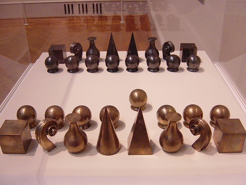 manray chess set2