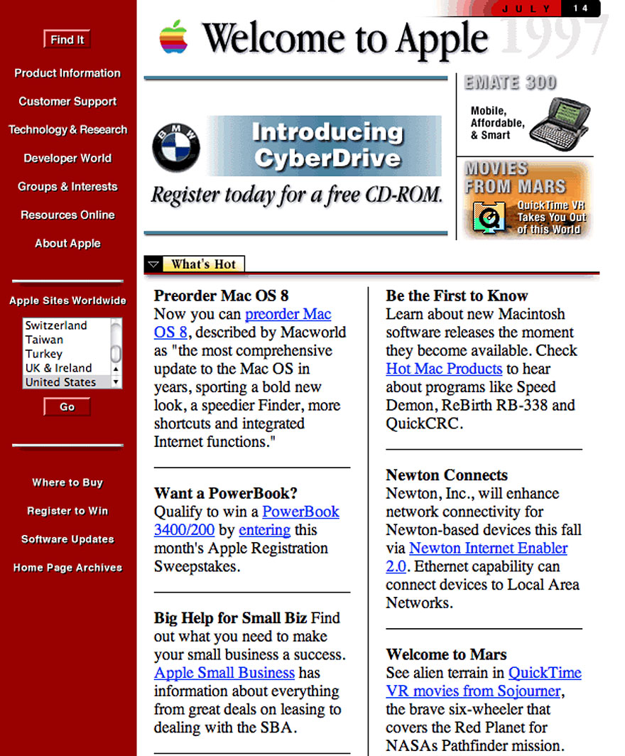 worlds-biggest-sites-at-launch-wayback-machine-11
