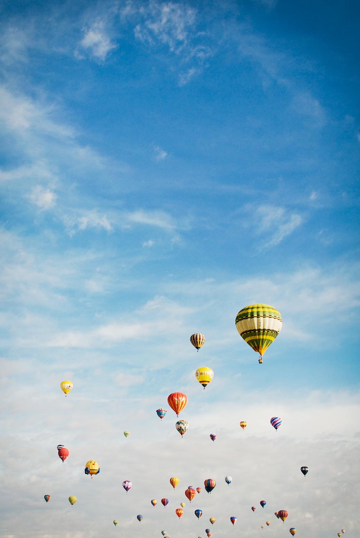 Albuquerque S Hot Air Balloon Festival 17 Pictures