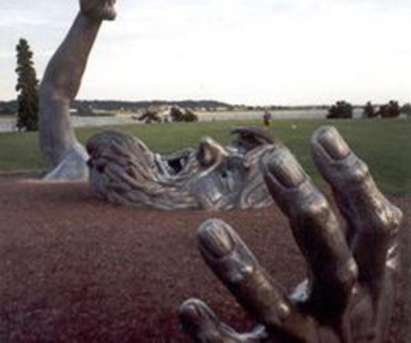 Strange Statues From Around The World 50 Pictures
