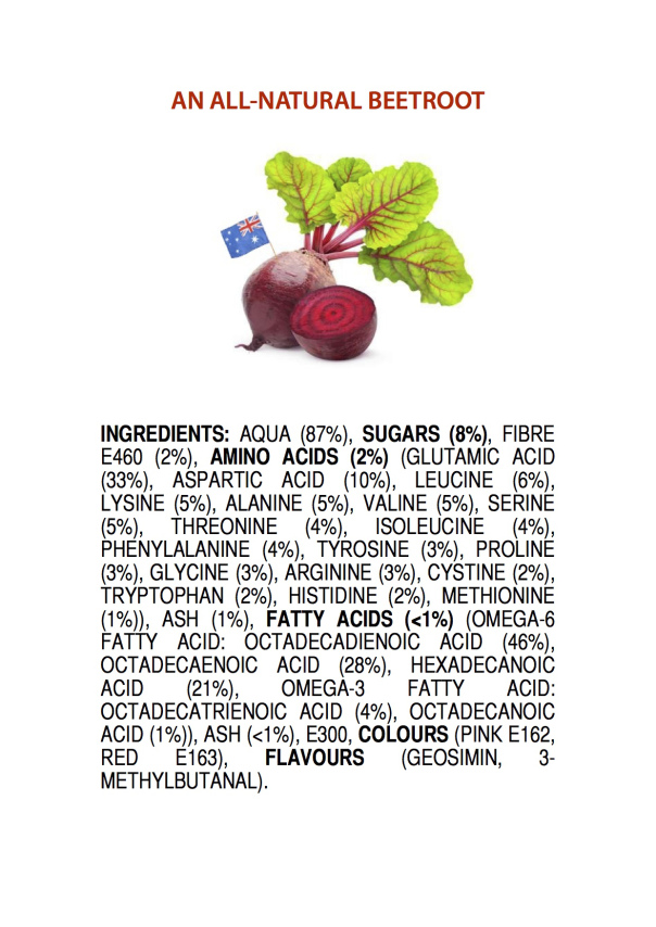 ingredients-of-an-australian-beetroot
