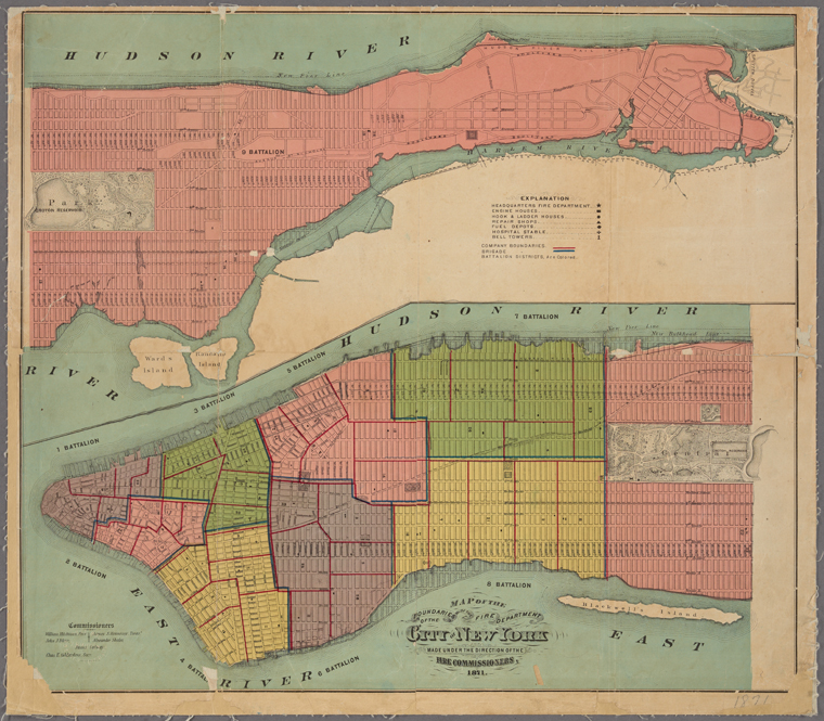 New York Public Library Releases 20000 HighQuality Maps