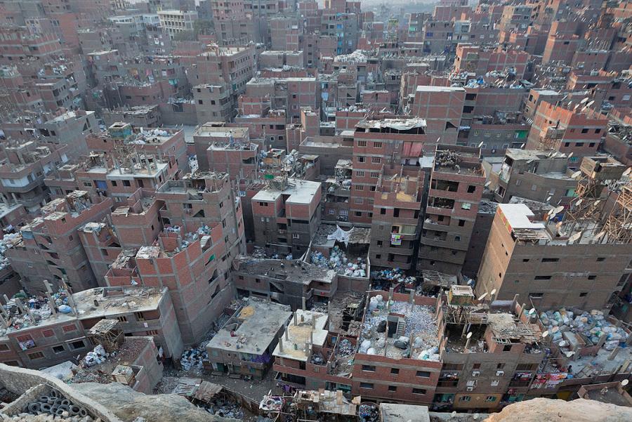 The world's tallest slum: Caracas' notorious Tower of