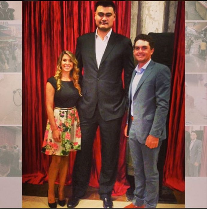The Guy Making Normal People Look Tiny
