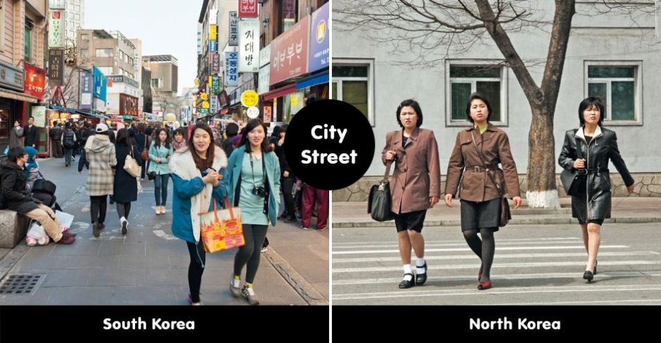 Differences Between South Korea And North Korea