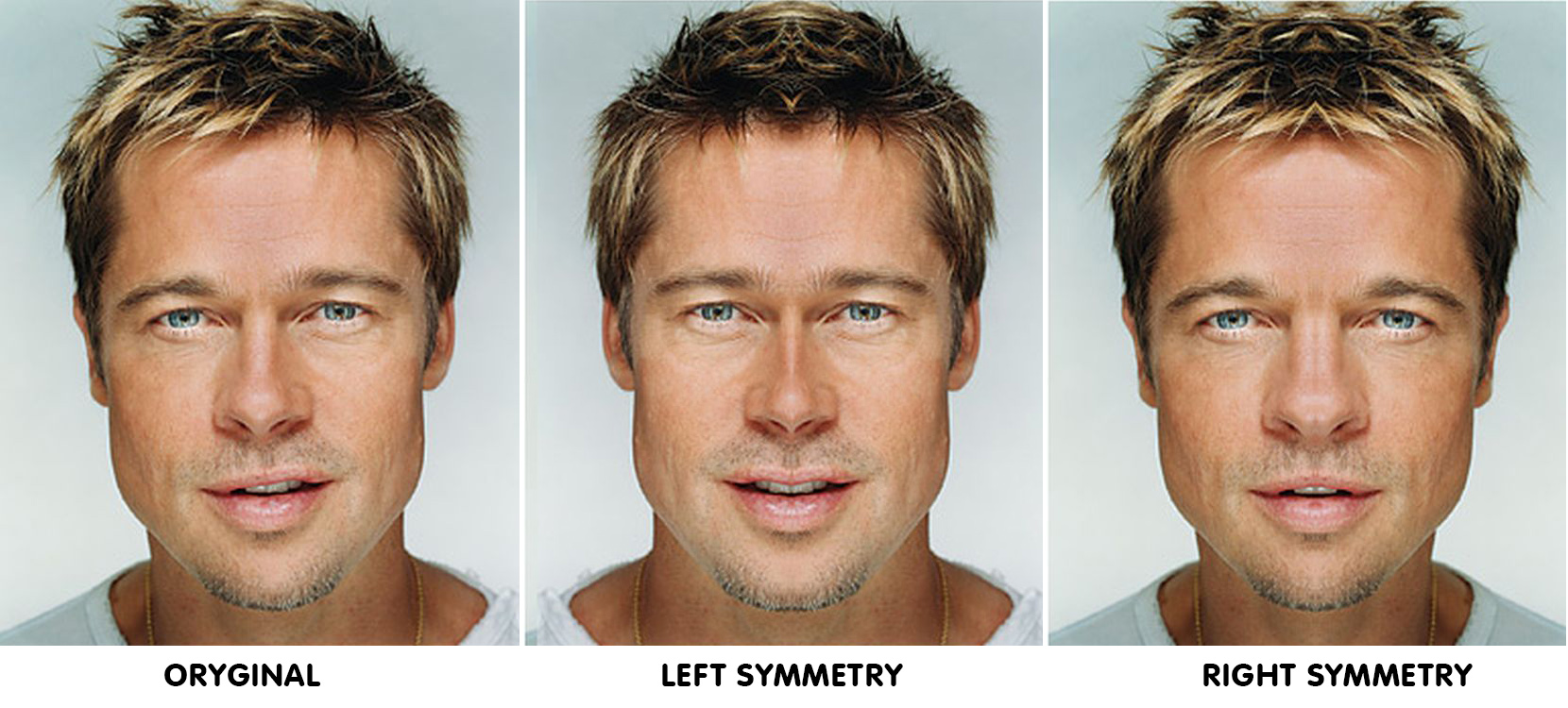 Perfect Facial Symmetry 63