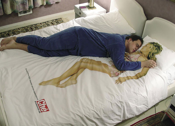 The Coolest And Most Creative Bed Covers Ever   Memolition