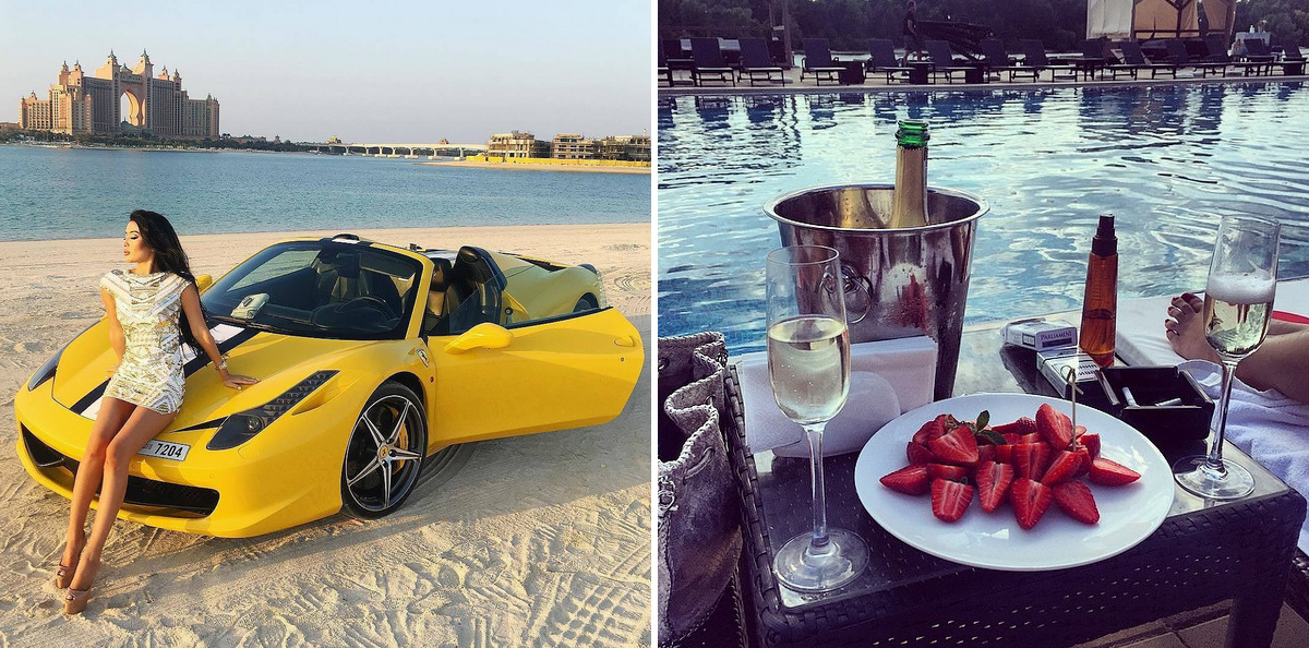 Rich Kids Of Dubai Memolition
