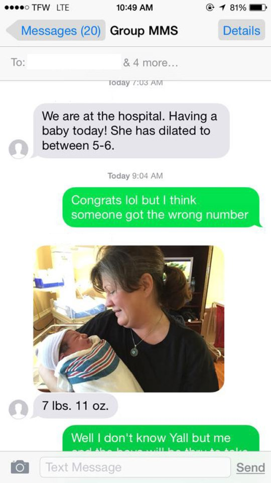 baby-news-texted-to-wrong-number-guy-shows-up-with-gifts-anyway-2