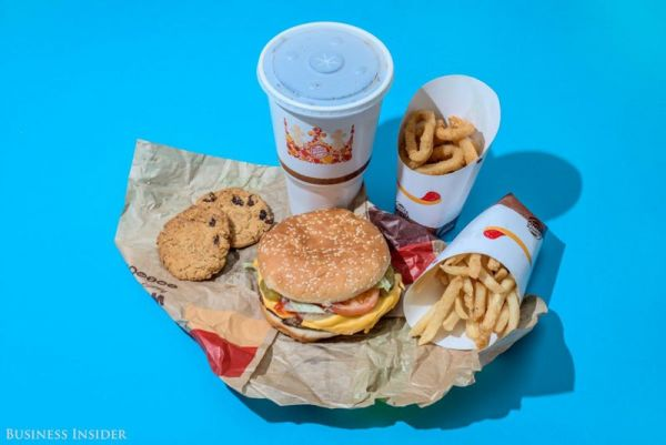 daily-calroie-intake-fast-food-burger-king