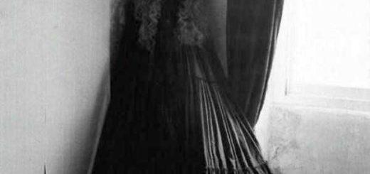 creepy old photo