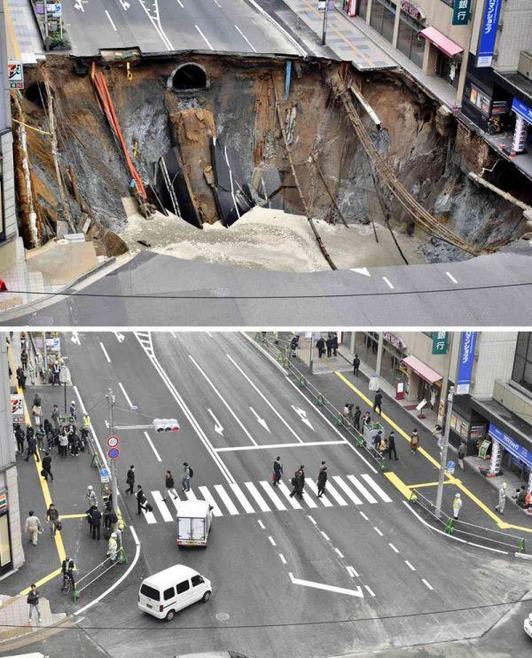 sinkhole-in-japan-fixed-in-48-hours-2