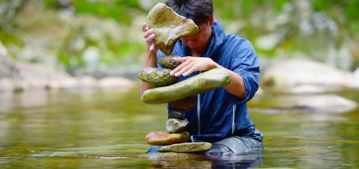 Zen of Rock Balancing