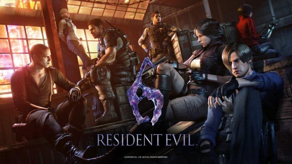 Resident Evil Video Game